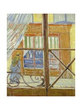 View of a Butcher's Shop Giclee Print by Vincent van Gogh