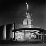 Power Distribution Building at the 1939 World's Fair Photographic Print