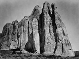 Inscription Rock Photographic Print by Timothy O' Sullivan