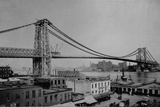 Williamsburg Bridge, New York Photographic Print
