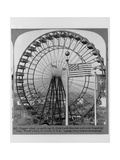Ferris Wheel at Saint Louis World's Fair Giclee Print