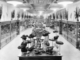 Simon Stahl Millinery Store, Ca. 1917 Photographic Print