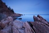Atlantic Coastline, Acadia National Park, Maine Photographic Print by Paul Souders