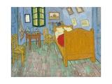 Bedroom in Arles Giclée-tryk af Vincent van Gogh