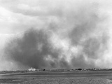 Texas Dust Storm Photographic Print by Russell Lee