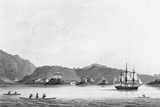 Harbour of St. Paul in the Island of Kodiak Photographic Print