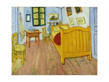 Van Gogh's Bedroom at Arles Giclee Print by Vincent van Gogh