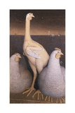 Adolescence Giclee Print by Grant Wood