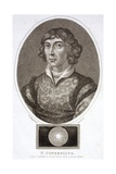 Portrait of Nicolaus Copernicus Giclee Print