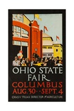 1926 Ohio State Fair, Columbus Giclee Print