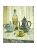 Still-Life Giclee Print by Henri Le Sidaner
