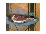 The Ham Reproduction procédé giclée par Paul Gauguin