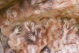 Cave of Hands in Patagonia, Argentina Reprodukcja zdjęcia autor Paul Souders