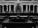 Supreme Court Room in the Capitol Photographic Print