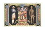 Devlin Centennial Souvenir Giclee Print