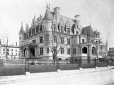 Charles M. Schwab Mansion, New York Stampa fotografica