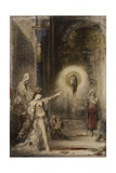 The Apparition Giclee Print by Gustave Moreau