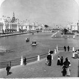 Trans-Mississippi Exposition Grounds Fotografie-Druck