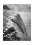 Close-Up of Niagara Falls Waterfall Giclee Print