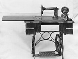 Bissell Sewing Machine Motor Photographic Print