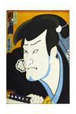 Seki Sanjuro Iii as Kyogoku Takumi Giclee Print by  Utagawa Kunisada and U. Yoshitora
