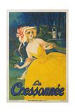 La Cressonnee Poster Giclee Print