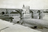 Saint Benezet Bridge Photographic Print by Chris Hellier