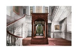 Liberty Bell Inside Independence Hall Giclee Print