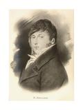 Portrait of Rodolphe Kreutzer Giclee Print