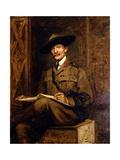 Sir Robert Baden-Powell Giclée-Druck von Hubert von Herkomer