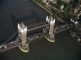 Tower Bridge over the River Thames Photographic Print by Charles Rotkin