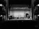 Interior of the Colonial Theater Photographic Print