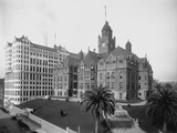 Old Los Angeles Courthouse Photographic Print