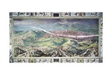 The Siege of Florence Giclee Print by Jan van der Straet