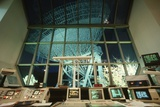 Control Room of a Radio Telescope in Germany Photographic Print by Roger Ressmeyer