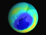 Ozone Hole Photographic Print