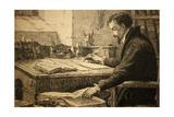 John Calvin Giclee Print