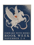 1941 Children's Book Council Book Week Giclee Print