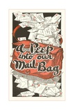 A Peep into Our Mail Bag Giclee Print
