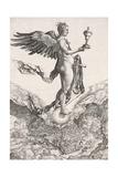 Nemesis Giclee Print by Albrecht Dürer