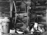 Tool Shed Photographic Print by John Collier