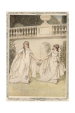 Illustration from  As You Like It by William Shakespeare Giclee Print by Hugh Thomson
