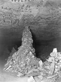 Graffiti Inside Mammoth Cave Photographic Print