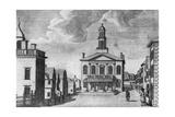 Salem Courthouse Giclee Print