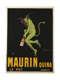 Maurin Quina Poster Giclee Print by Leonetto Cappiello