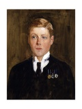 Prince Edward, Duke of Windsor (King Edward VIII) Giclee Print by Solomon Joseph Solomon