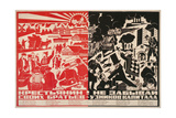 Soviet Propaganda Poster Giclee Print
