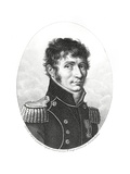 Portrait of Etienne-Louis Malus Giclee Print
