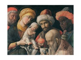 Adoration of the Magi Giclee Print by Andrea Mantegna
