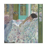 Afternoon - Yellow Room Giclee Print by Frederick Carl Frieseke